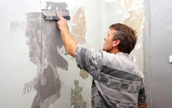 Подготовка стен к покраске своими руками видео