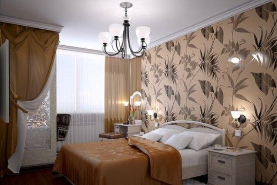 Как выбрать люстры для спальни?
