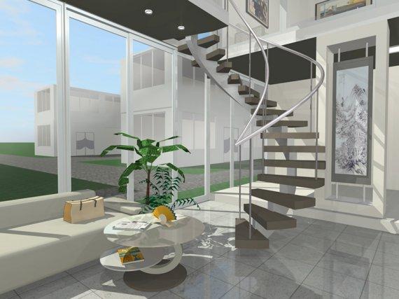Что из себя представляет 3D визуализация интерьера?
