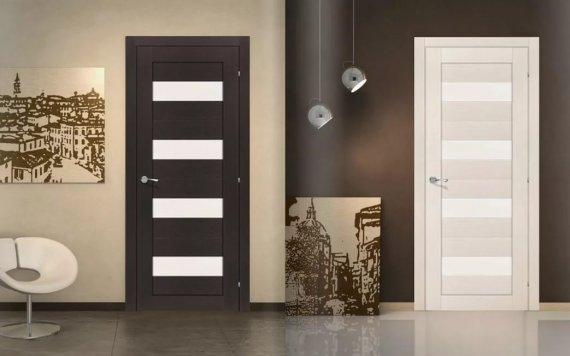Что из себя представляют двери из экошпона?
