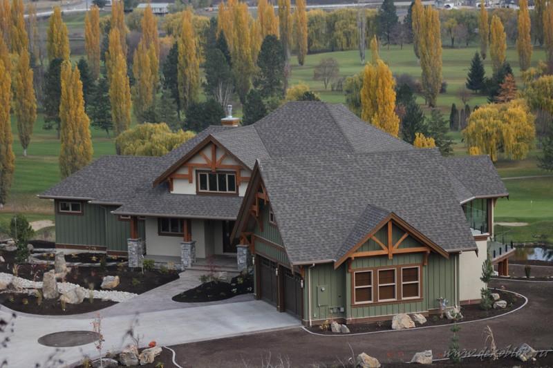 Особенности домов по канадскому проекту
