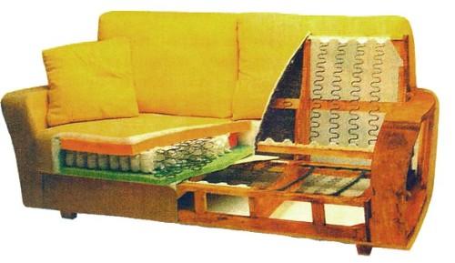 Из каких материалов изготавливают современную мебель?