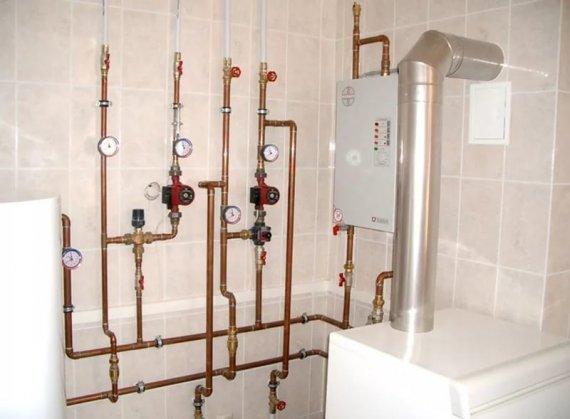 Что включает в себя монтаж системы водоснабжения?