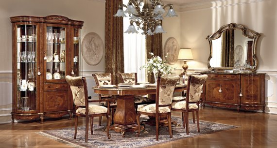 Итальянская мебель: качество и красота