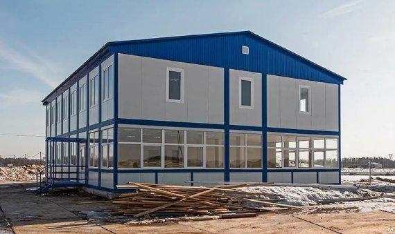 Преимущества строительства быстровозводимых зданий от компании Андромета