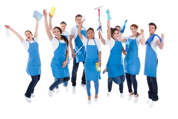 Какие виды услуг оказывают клининговые компании?