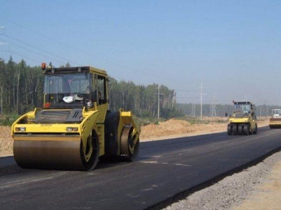 Виды материалов для строительства дорог
