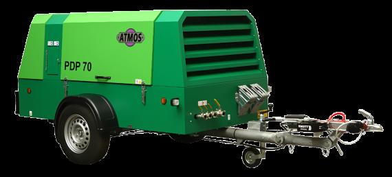 Преимущества дизельных компрессоров Atmos