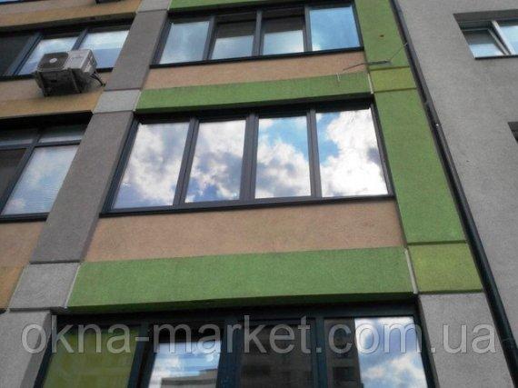 Недорогие цветные пластиковые окна - все выгоды ламинации
