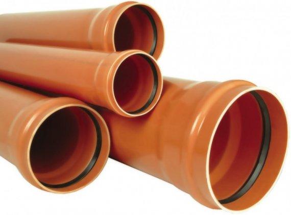 Сферы применения труб для наружной канализации