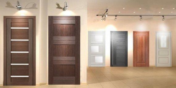 Какие существуют виды межкомнатных дверей