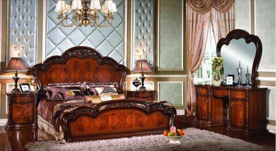 Элитная мебель из Китая не хуже итальянской мебели