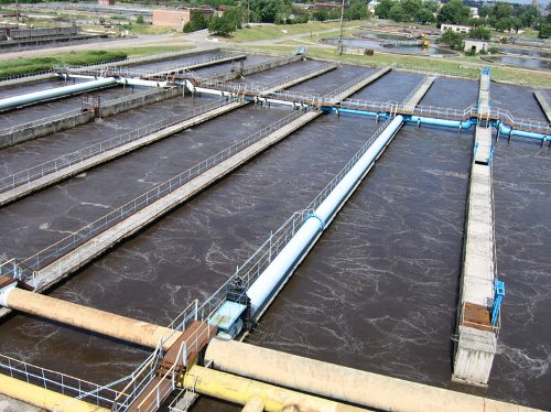 Этапы очистки сточных вод