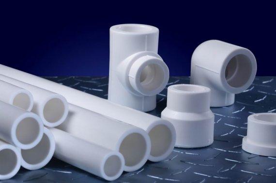 Сферы применения труб и фитингов из полиэтилена