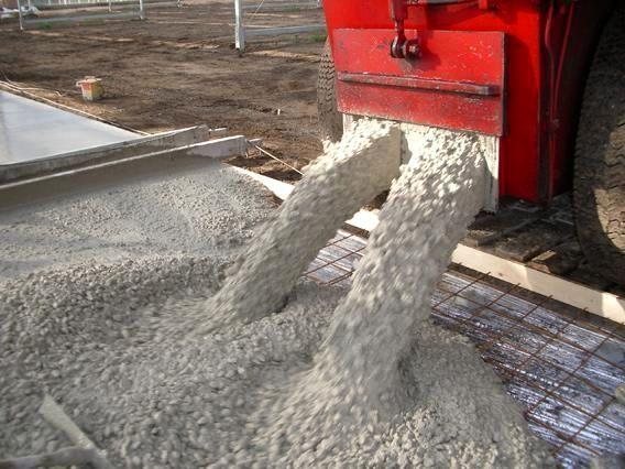 Какие виды бетона бывают?