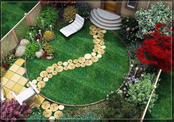 Ландшафтный дизайн – ключ к идеально обустроенному саду