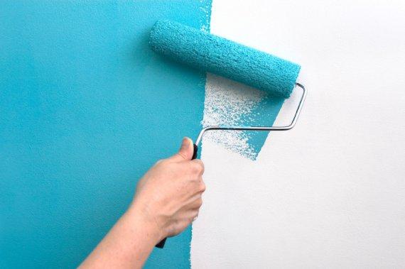 Как самостоятельно подготовить стены для покраски?