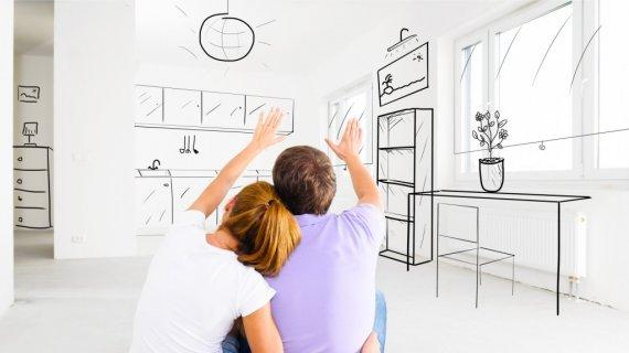 С чего начать обустройство новой квартиры?