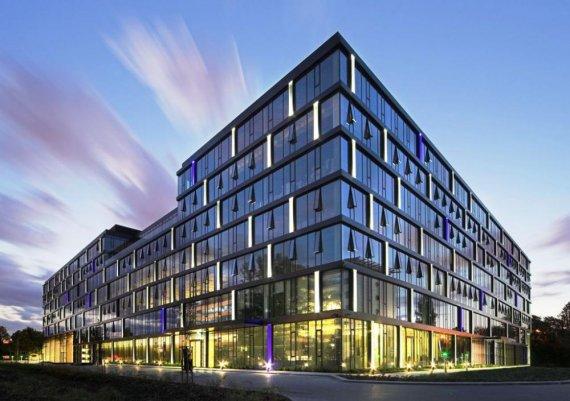 Конструктивные особенности бизнес-центров