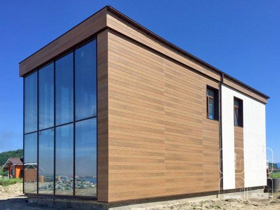 Японские вентилируемые фасады : преимущества