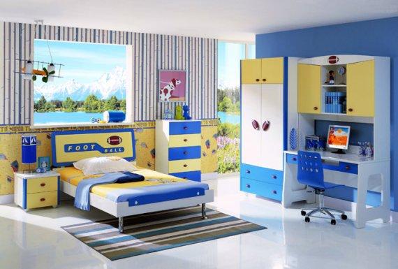 Как выбрать мебель для детской комнаты: 5 важных советов