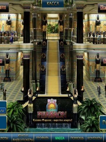 Ассортимент игровых слотов в казино Фараон
