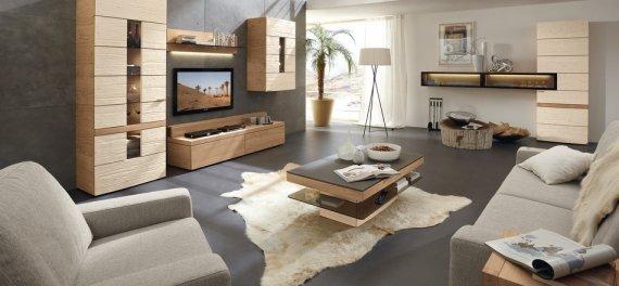 Правила выбора мебели в гостиную: популярные модели