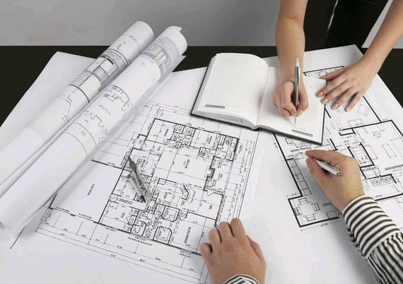 Этапы проектирования квартир