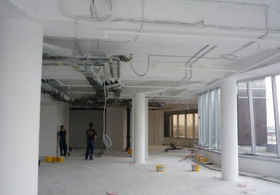 Этапы работ по ремонту офисов