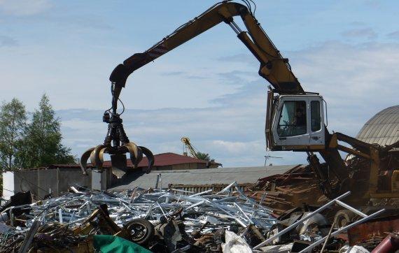 Как происходит сдача металлолома на современных пунктах приема?