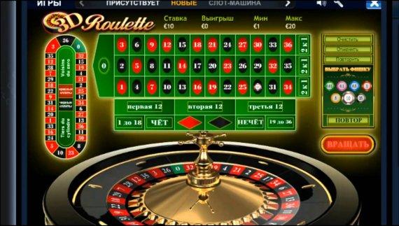 Ассортимент онлайн-рулеток в казино Фараон