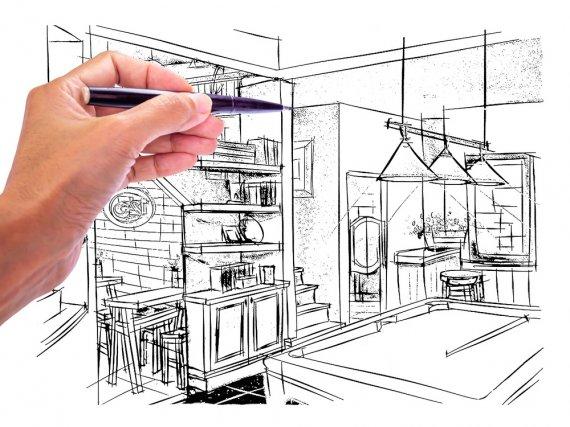 Дизайнер интерьера: особенности профессии