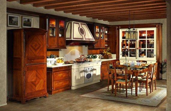 Кухни в итальянском стиле: современный интерьер