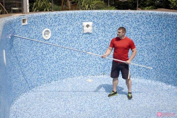 Главные правила ухода за бассейном