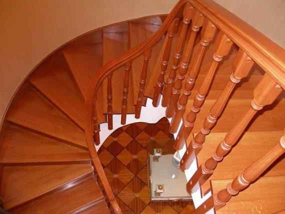 Как изготовляют поворотные лестницы для дома