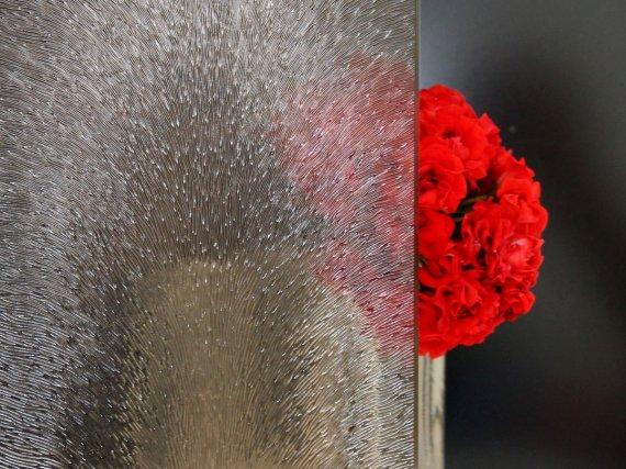Преимущества узорчатого стекла