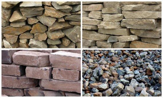 Природный камень известняк: достоинства и особенности применения