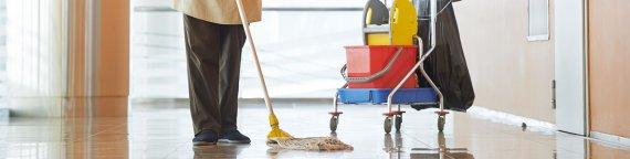 Особенности уборки офисных помещений