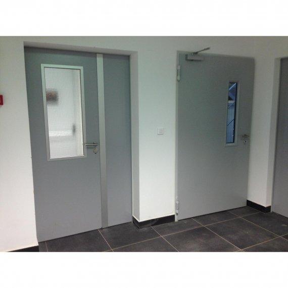 Противопожарные двери: технические характеристики