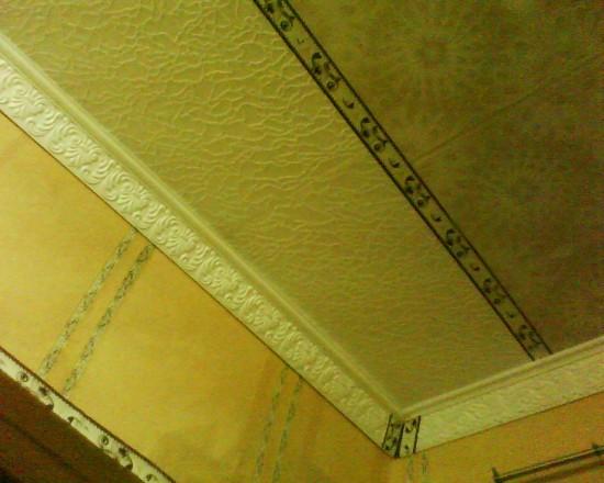 Сделать своими руками потолок в прихожей
